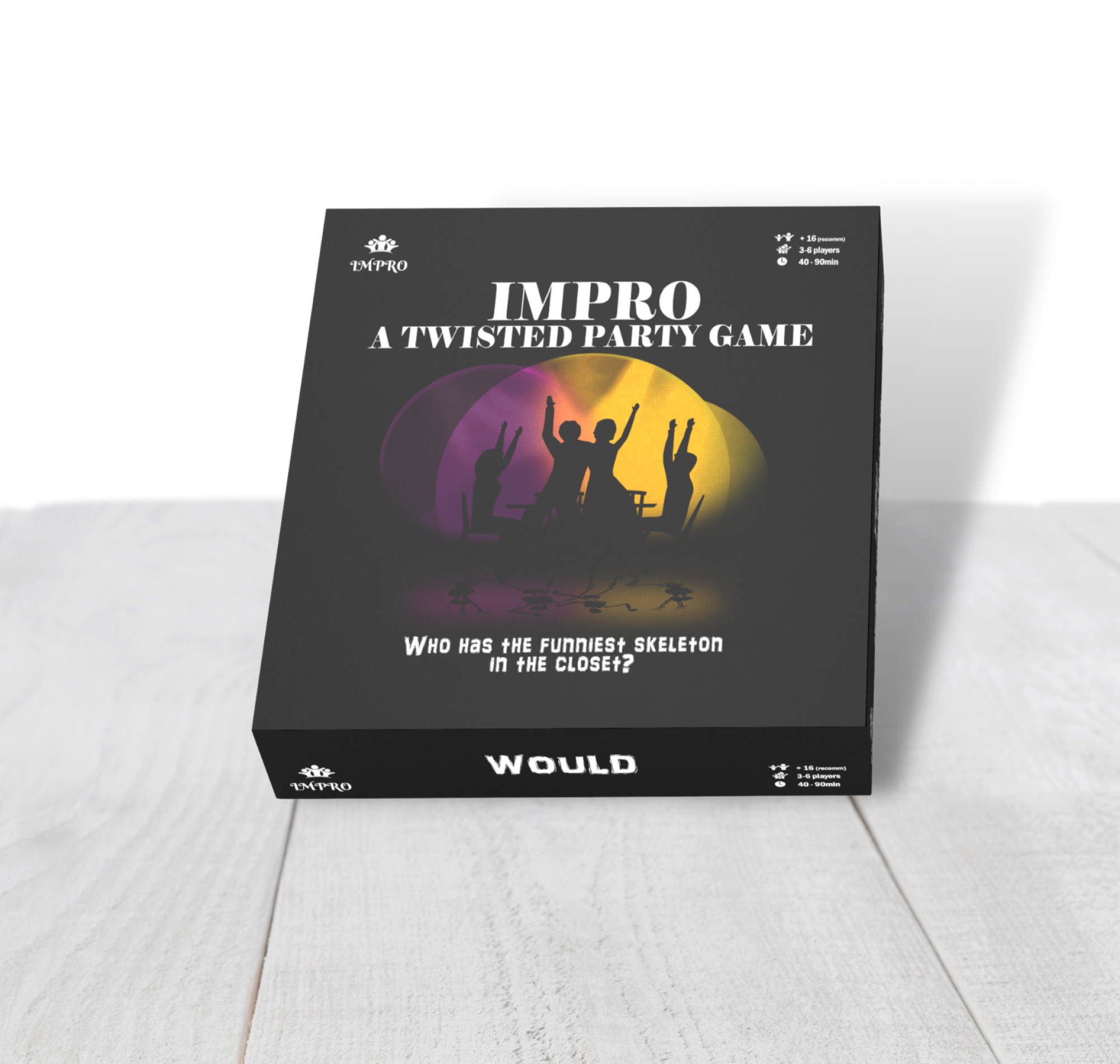 Impro - The Board Game